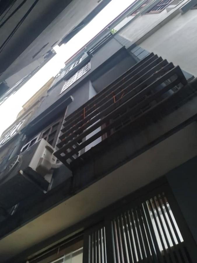 BÁN NHÀ ĐẸP 30m2 ngõ NÔNG SH QUAY ĐẦU phố Trương Định 5Tx4,3m nhỉnh 2 tỷ-0947161359