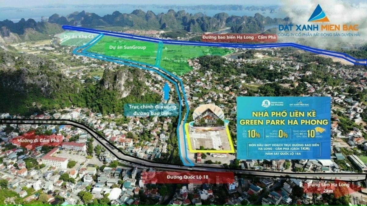 HÀ PHONG GREEN PARK - NƠI CUỘC SỐNG PHỒN VINH