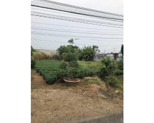 Bán đất mặt tiền cổng KCN Long Đức TP.Trà Vinh, 1,2 tỷ, 0939292327