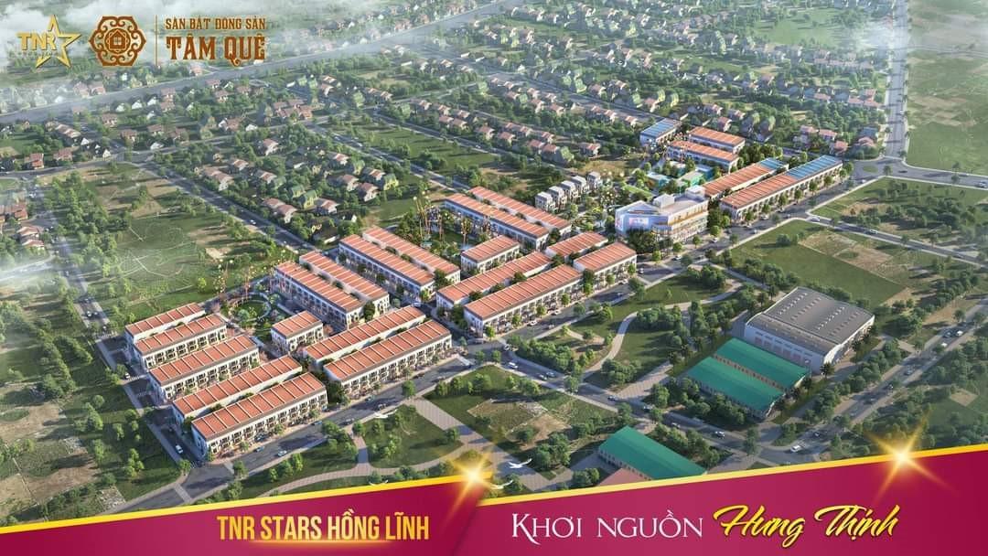 TNR STARS HỒNG LĨNH – KIẾN TẠO CUỘC SÔNG PHỒN VINH