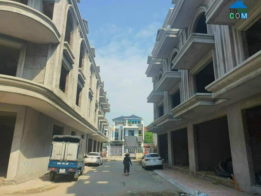 Chỉ 3,8tỷ/căn nhà phố thương mại Kết Hiền trung tâm huyện Yên Lạc Vĩnh Phúc - Sổ đỏ trao tay