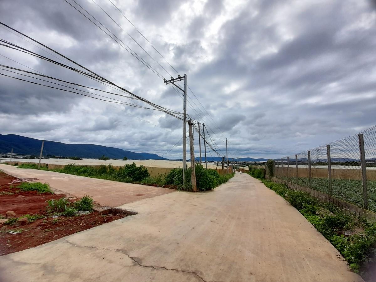 Bán lô đất ven Đà Lạt,toạ lạc thị trấn Thạnh Mỹ - Đơn Dương