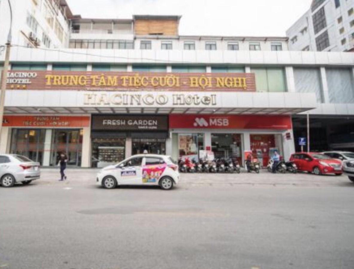 Cho thuê văn phòng tòa nhà Hancinco Thái thịnh, Đống Đa