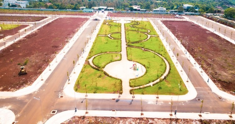 Khu đô thị Ân Phú tâm điểm đầu tư giữa cuối năm 2021 tại Buôn Ma Thuột.