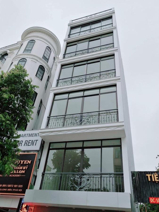 Chinh chủ cho thuê S 68m2 x 5T ngõ 476 Ngọc Thụy, Long Biên, Hà Nội 0813842222