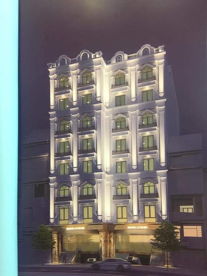 Bán toà nhà 9 tầng mặt phố Thượng Đình Gia :58 tỷ ( 3D kèm theo)