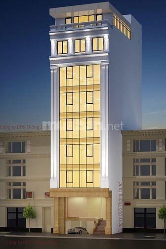 Bán tòa nhà Văn Phòng 9 tầng mặt phố Phùng Chí Kiên... 33 tỷ