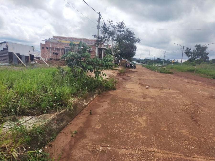 Cần bán gấp lô đất mặt tiền khu biệt thự Võ Thị Sáu - TT Di Linh