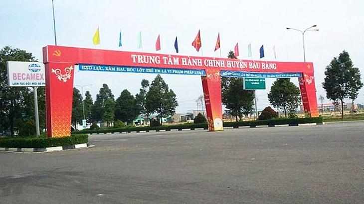A3BB.Cần bán miếng đất 1000m sát QL13 TTHC,KCN Bàu Bàng