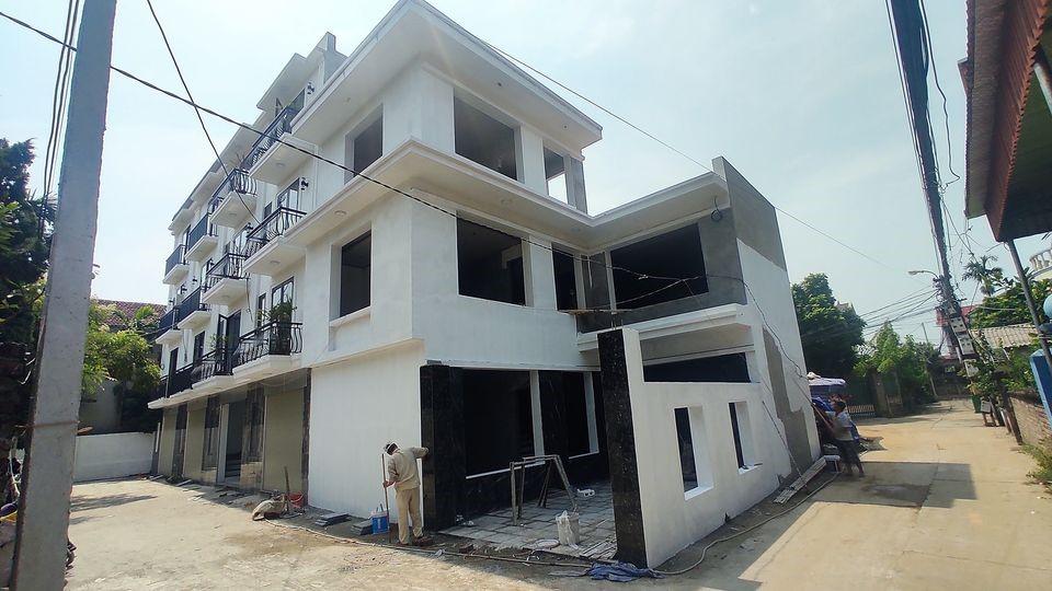 Bán nhà 3 tầng 2 mặt tiền mới xây gần hồ Gia Sàng,phường Gia Sàng,tp Thái Nguyên