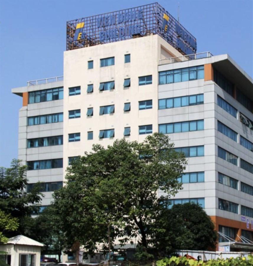 Tòa nhà Viễn Đông Hoàng Cầu, Đống Đa cho thuê văn phòng giá siêu ưu đãi