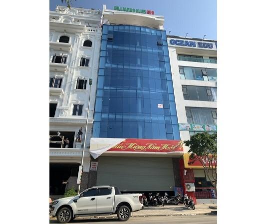 Chính chủ cho thuê tòa nhà làm văn phòng đường Lạc Long Quân, TP.Thanh Hóa, 35tr, 0912275309