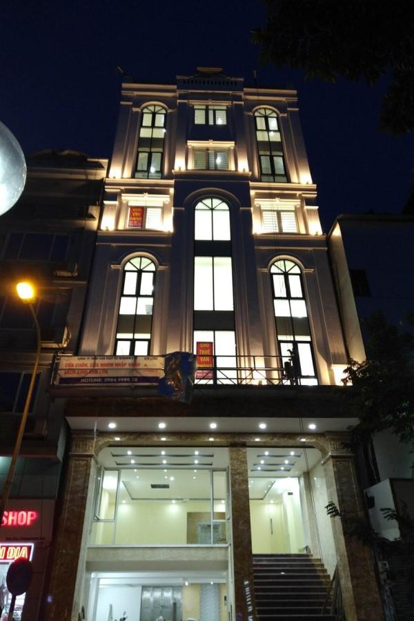 Bán toà văn phòng 9 tầng mặt phố Nguyễn Xiển... Giá: 45