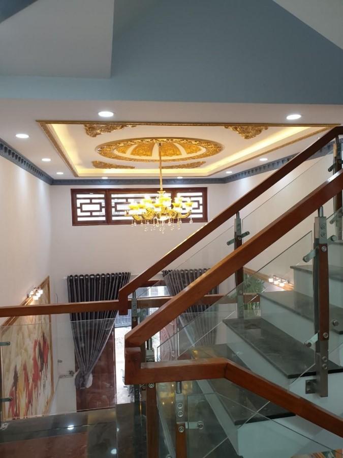 Bán nhà HXH Gò Vấp, 4 Tầng, 52m2, Vị Trí Đẹp, Giá Rẻ.