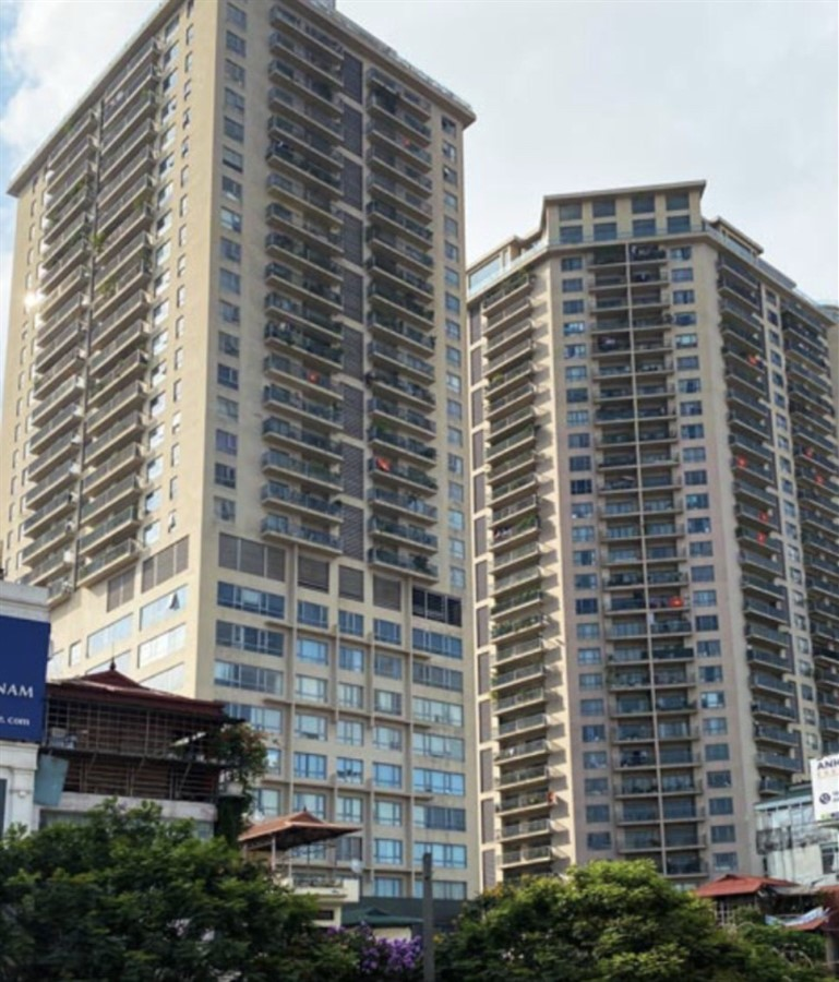 Cho thuê văn phòng tòa nhà Sky City 88 Láng Hạ, LH 0943.898.681