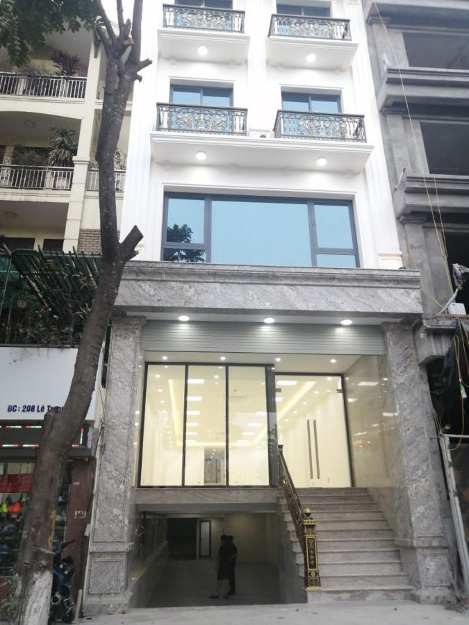 Bán tòa nhà Văn Phòng 8 tầng mặt phố Nguyễn Xiển...GIÁ=50 tỷ