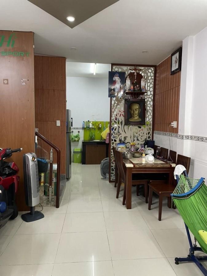Nhà bán gấp Tân Thành, Tân Phú 2PN, 2WC cực đẹp giá chỉ 4,5 tỷ