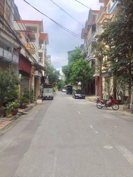 Căn duy nhất của Bộ Công An phố Thanh Am, Long Biên, Hà Nội.