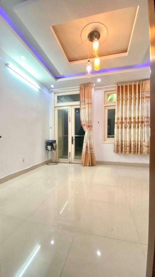 Bán Nhà HXH, Gò Vấp, DT 58 M2, 5 Tầng, Giá Giảm 300 Triệu.
