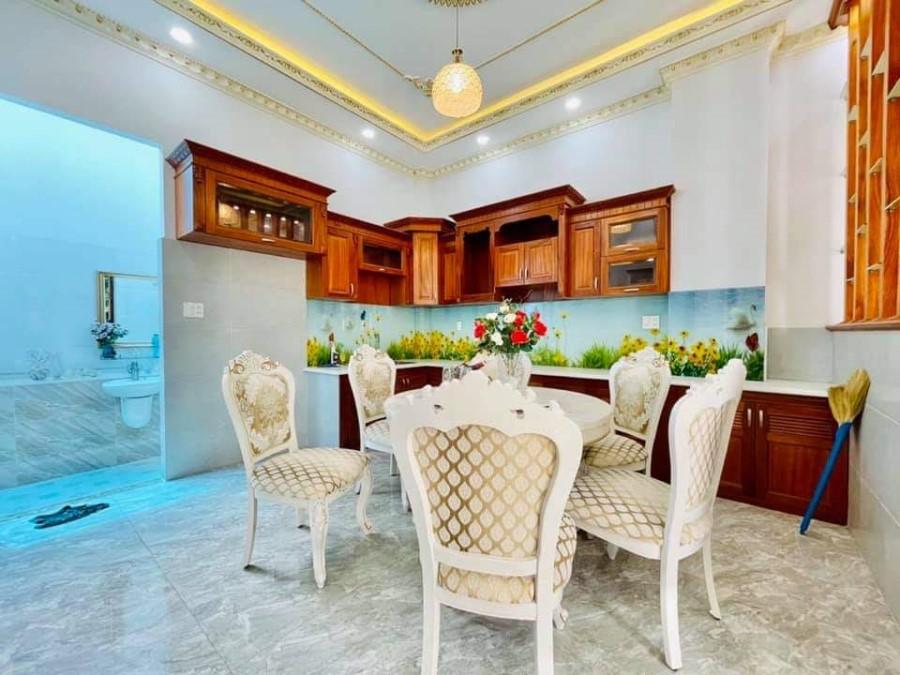 Biệt thự 4 Tầng 100m2 Công nhận đủ, Mặt tiền đường số sát Tân Phú Chỉ 7 tỷ 6 TL