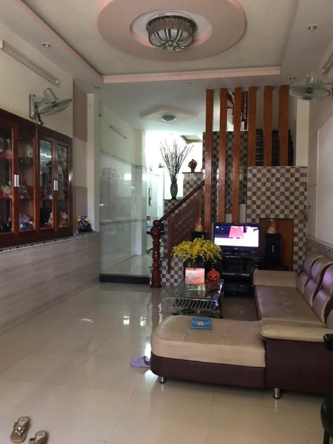 Bán nhà Gò Vấp, HXH, 4 Tầng, Khu Đồng Bộ, Giá Giảm Cực Sâu.