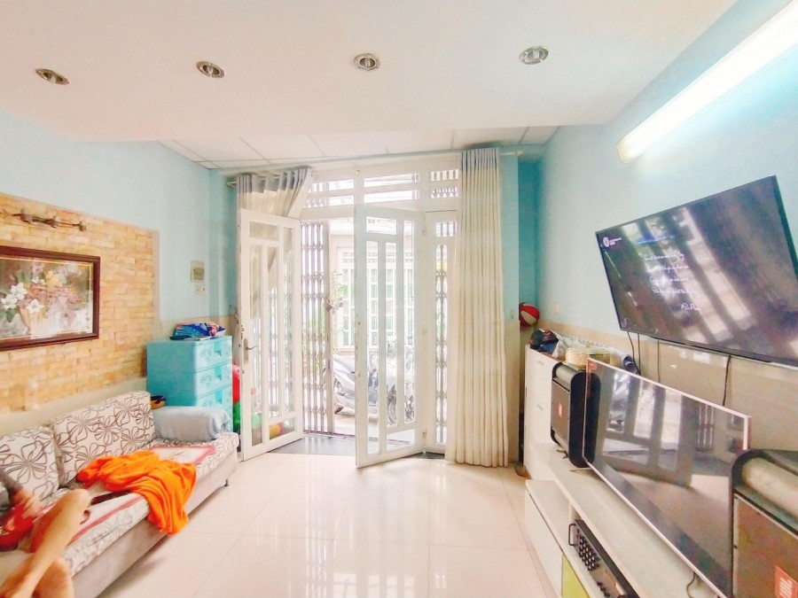 Nhà bán Bình Long, Tân Qúy, Tân Phú 46m2 giá chỉ 4.3 tỷ