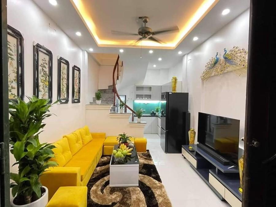 Chính Chủ Bán Nhà 5 Tầng, 36M2, Đường Nguyễn An Ninh, Hoàng Mai, Nhà mới ở ngay, LH 0977440990.