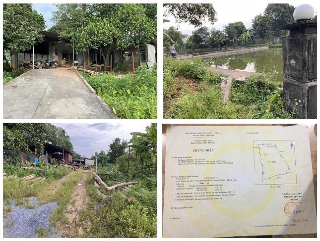 CHÍNH CHỦ bán đất tại Tổ 9, TT Nông Trường Việt Lâm, Vị Xuyên, Hà Giang; 0869786806