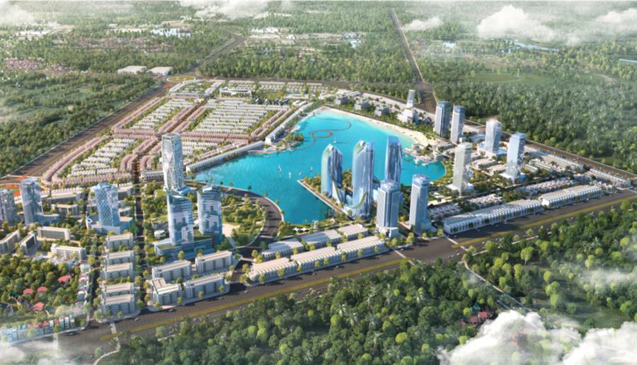 Thông tin dự án TMS Land Đầm Cói Vĩnh Yên Vĩnh Phúc - Mở bán đợt 1 gía gốc CĐT TMS Group