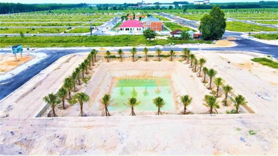 Đất 1 lô siêu phẩm ngay TTHC Bàu Bàng,tc 100%