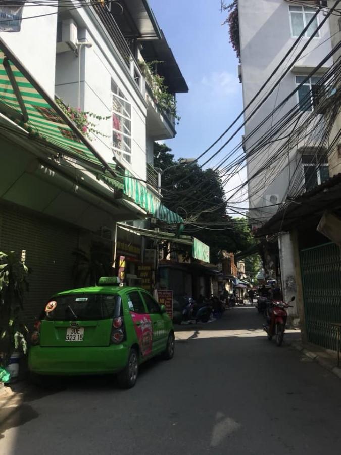 CỰC HIẾM 5 Tầng,  45 M2, MT4m phố Trương Định, quận Hoàng Mai - LH 0977440990