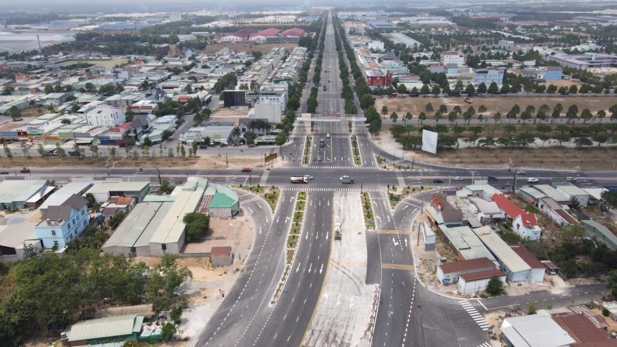 Bán Đất Mặt Tiền Kinh Doanh Gần TTHC Bàu Bàng, Ngay QL13 Giá Ngộp