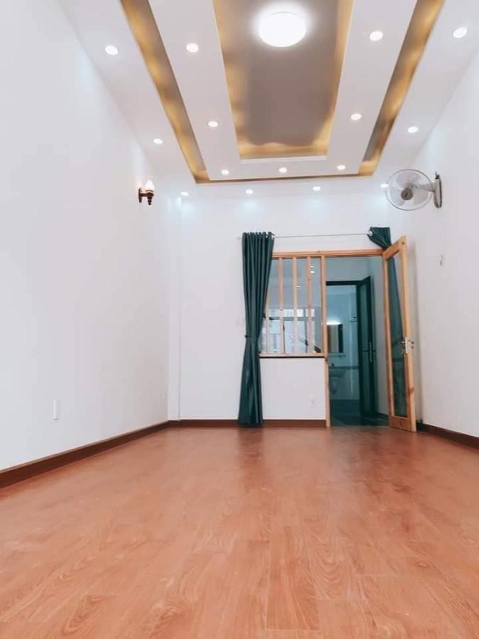 Bán Nhà Mặt Tiền Nguyễn Thái Sơn,Phường 3,Gò Vấp,Giá Rẻ,Kinh Doanh 57M2