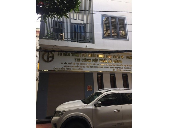 Chính chủ bán nhà mặt đường 75 Lê Hồng Phong, TP.Hải Dương, 5 tỷ, 0968566921