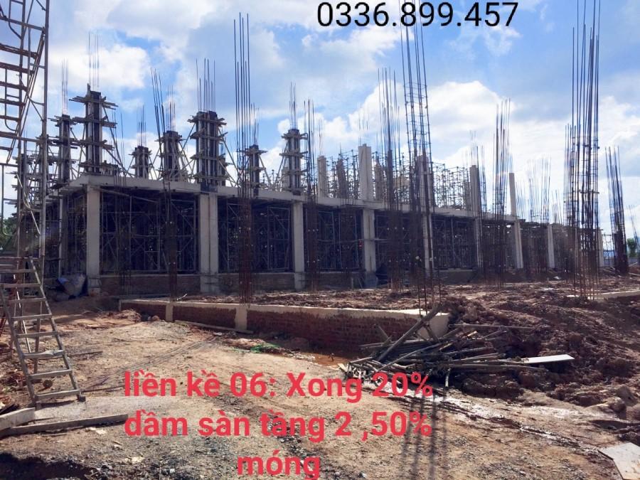 Tiến độ xây dựng dự tháng 8 án HP galaxy Cao Bằng