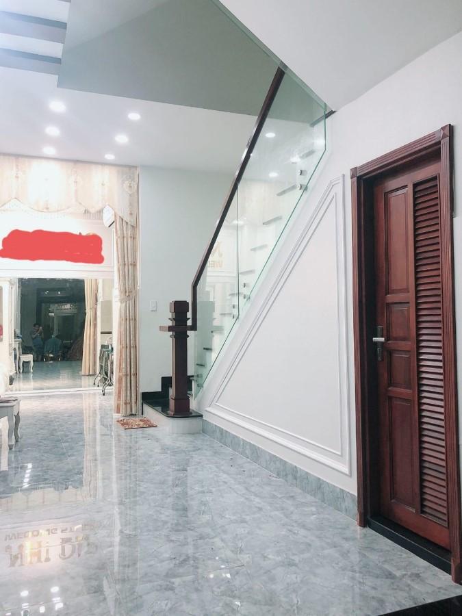 Nhà Gò Vấp 5 Tầng, 72M2, Hẻm Xe Tải, Tiện Kinh Doanh, Giá Rẻ.