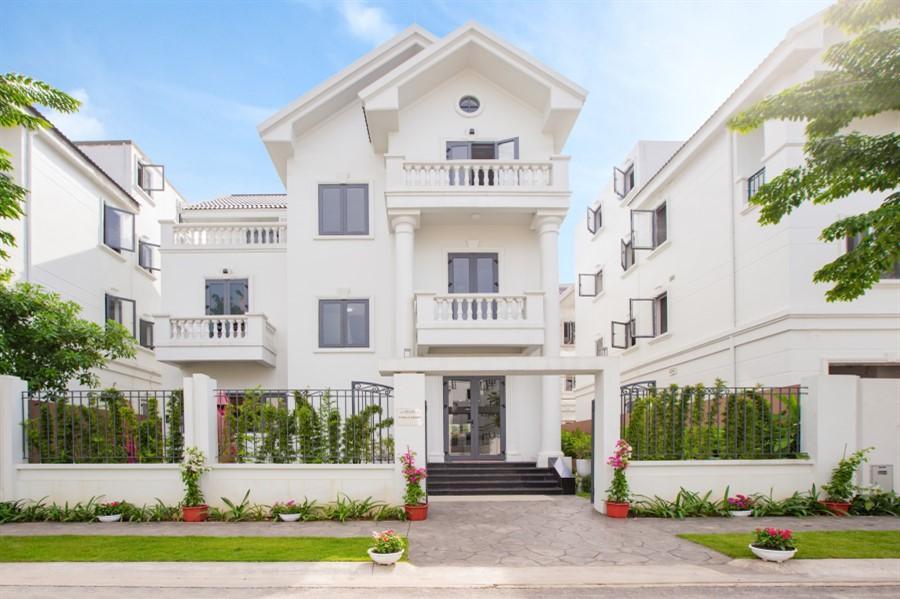 Bán biệt thự NV dt 146m2x3,5T, Times Garden Vĩnh Yên, chỉ 42tr/m2