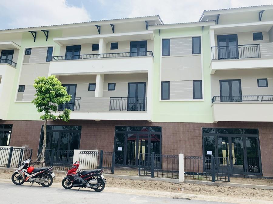 Bán nhà giá rẻ, đóng tiền theo tiến độ linh hoạt KĐT Centa Vsip TP Từ Sơn, LH 0989 588 190