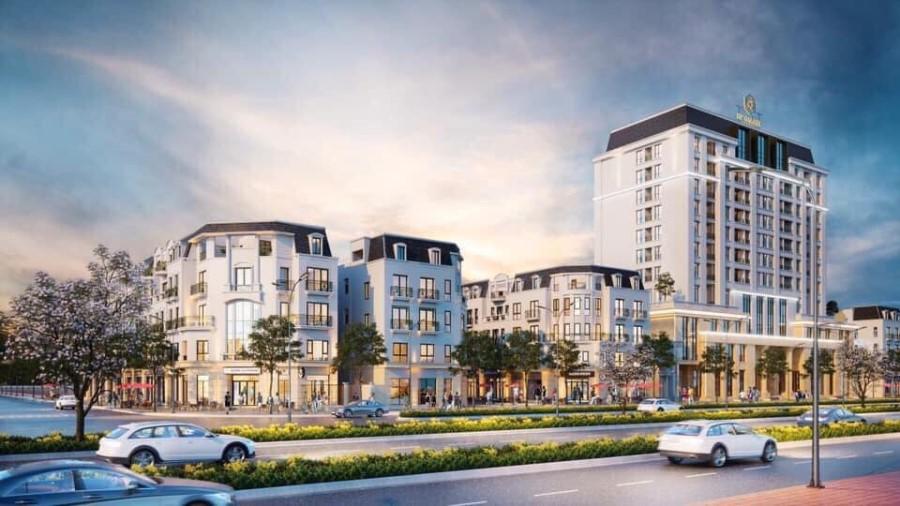 dự án phát triển đô thị số 5A-vị trí độc tôn nâng tầm giá trị