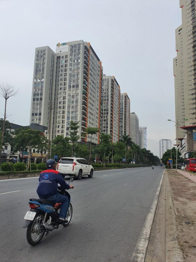 Bán liền kề gần ngã tư Quang Trung KĐT Văn Phú 77m2 4T 7.65 tỷ