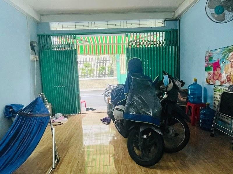 Bán Nhà Mặt Tiền Huỳnh Văn Nghệ,Gò Vấp,58m2,2 Lầu,Kinh Doanh Tốt