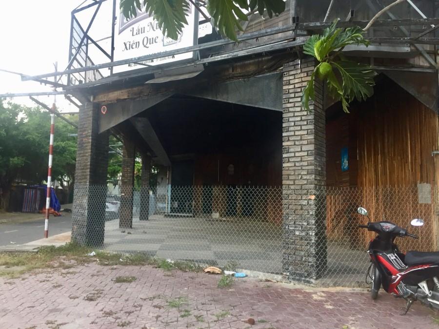 Cần sang nhượng lô góc 2 mặt tiền kinh doanh,  gần Quảng Trường Phạm Văn Đồng