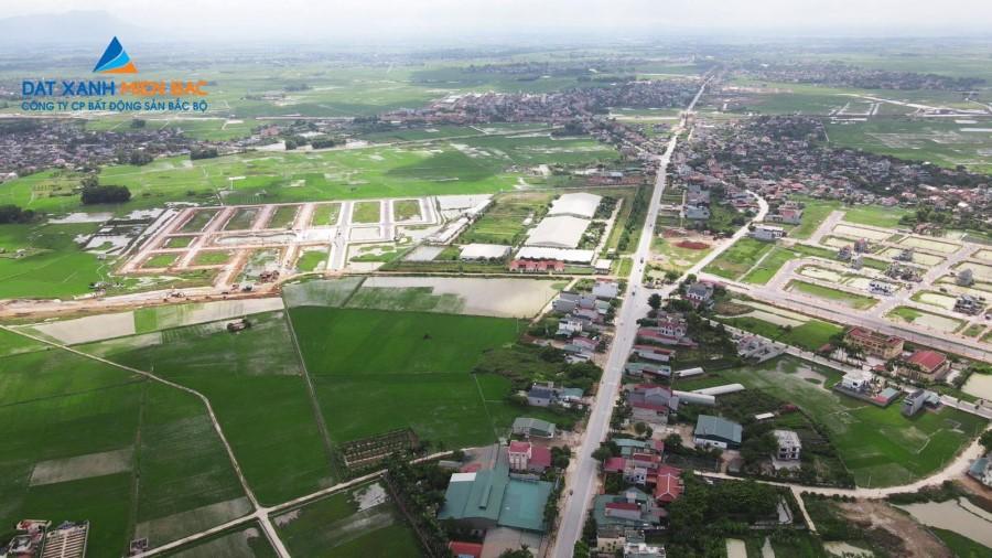 Cơ hội vàng đầu tư mùa dịch - khu dân cư mới Đồng Nam