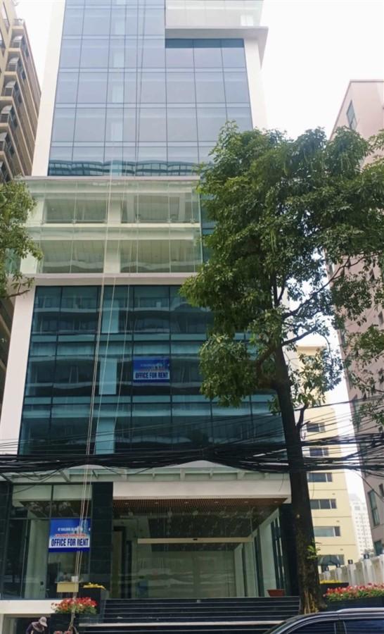 BQL cho thuê văn phòng tòa nhà HT Building 80 Duy Tân