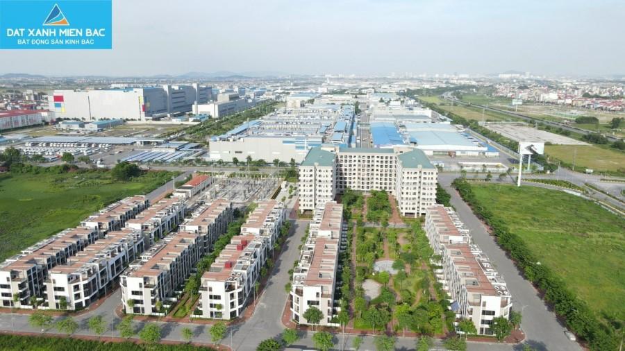 Bán Shophouse khu công nghiệp yên phong (cạnh nhà máy Samsung Yên Phong - Bắc Ninh)