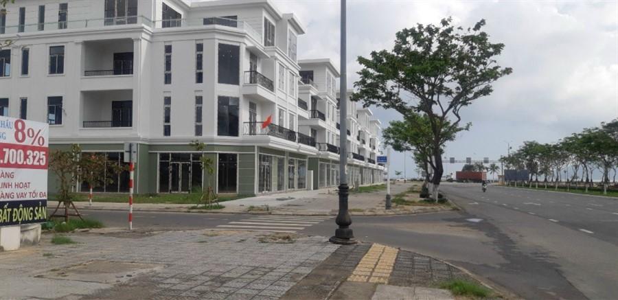 Bán Shophouse Nguyễn Sinh Sắc, Đối diện Trung tâm hành chính quận Liên Chiểu - Đà Nẵng