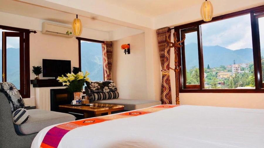 Bán khách sạn cắt lỗ mùa dịch ở TRUNG TÂM SAPA
