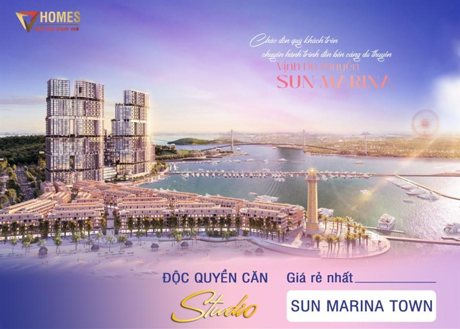 Sun Marina Hạ Long. Căn hộ Platinum đăng cấp riêng biệt