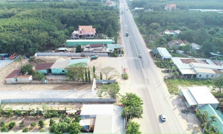 Siêu phẩm dự án Bến Cát city zone ngay mặt tiền DT741 chỉ 690triệu/nền