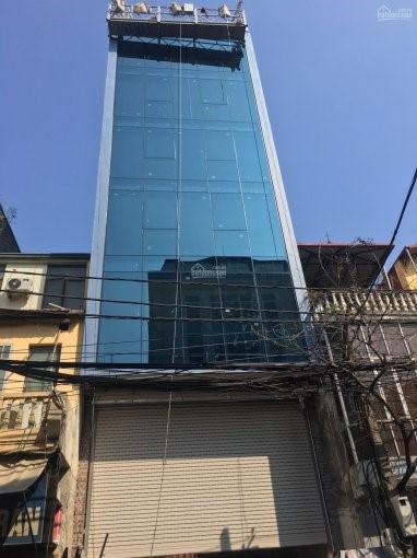 Cho thuê toà nhà Văn Phòng 9 tầng mặt phố Tô Vĩnh Diện.DT 89m2.GIÁ 4000usd/tháng